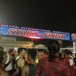 Start and Finish Line